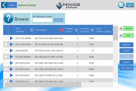 InoAuto - Inventory Management Software - Browse