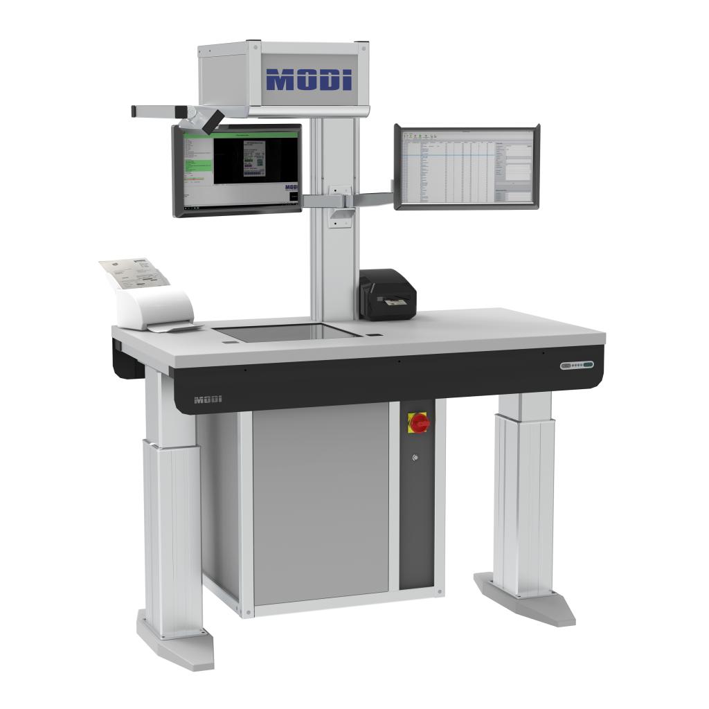 MODI Incoming Goods Scanner